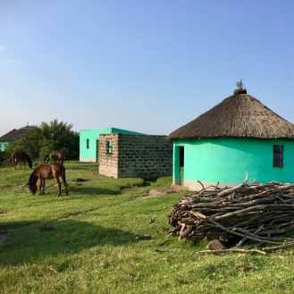 Xhosa homes South Africa