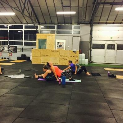 Flexibility Yoga Crossfit Dordrecht