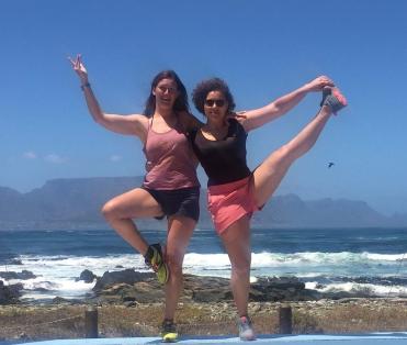 online retreat Sarah & Lisette